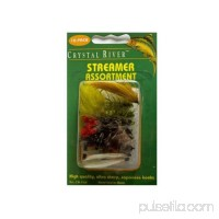 Crystal River 10pk Wet Flies, Assorted   563141641