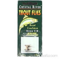 Crystal River Royal Coachman CR107-14 Flies Size 14/Handtied   553982610