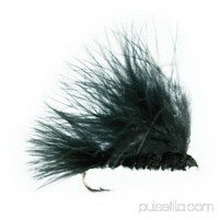 Jackson Cardinal Flies Black Leech 550502778