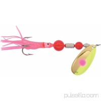 Yakima Bait Flash Glo Casting Squid Spinner 550550281