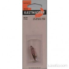 Acme Fishing Spoon Lure SW-225/CHFS Kastmaster 1/12 Oz Chrome/Fluorescent Strip 5166188