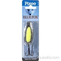 Blue Fox Pixiee Spoon, 7/8 oz, Chartreuse/Yellow   553983107