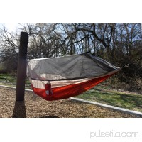 Equip 1-Person Mosquito Hammock with Hanging Kit   566019015