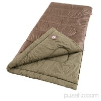 Coleman Oak Point Big and Tall Cool 30- to 50-Degree Adult Sleeping Bag 555217506