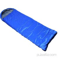 Foldable Lightweight Sleeping Bag for Camping,Hiking and Outdoors -Blue 570463487