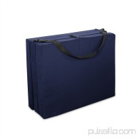 "Tri-Fold Foamat 30"" Jr Twin Navy   551480227"